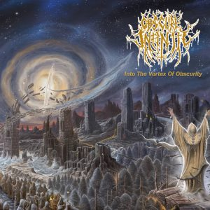OBSCURE INFINITY (Ger) – 'Into the Vortex of Oscurity' CD
