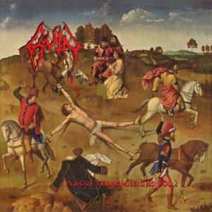 RUIN (USA) – 'Plague Transmissions (Vol 2)' CD