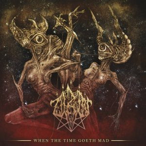 ZARIN (Be) – When The Time Goeth Mad CD