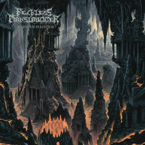 RECKLESS MANSLAUGHTER (Ger) -  Caverns of Perdition CD