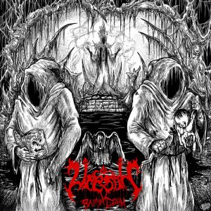 VRENTH (USA) – Baptism Death CD