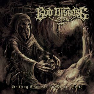 GOD DISEASE (Fin) – Drifting Towards Inevitable Death CD