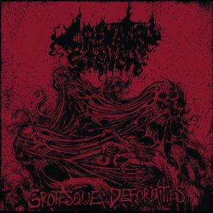 CREMATORY STENCH (USA) – 'Grotesque Deformities' MCD