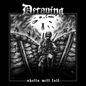 DECAYING (Fin) - Shells Will Fall CD