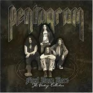 PENTAGRAM (USA) – First Daze Here: The Vintage Collection 2-CD
