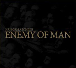 KRIEGSMASCHINE (Pol) – Enemy of Man CD Digipack