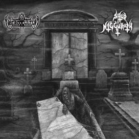 SHUB NIGGURATH / NECROCCULTUS – split LP