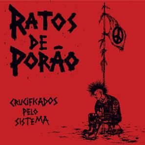 RATOS DE PORAO (Bra) - Crucificados pelo sistema LP Gatefold