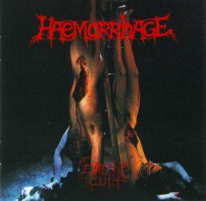 HAEMORRHAGE (Spa) - Emetic cult LP