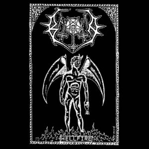 BAXAXAXA (Ger) - Hellfire MCD Digipak