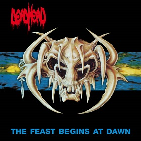 DEAD HEAD (Nl) - The Feast Begins At Dawn 2-CD Slipcase