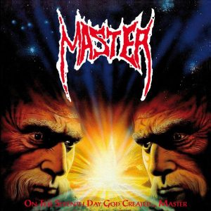 MASTER (USA) – 'On The Seventh Day…' 2-CD Slipcase