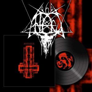 ANTAEUS (Fr) – 'Cut Yourself and Worship Satan' LP