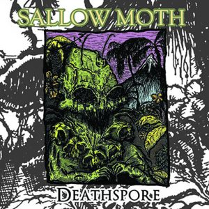 SALLOW MOTH (USA) – 'Deathspore' MCD