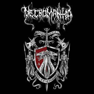 NECROMANTIA (Gr) – 'A collection of arcane hexes' D-LP Gatefold