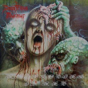 DISASTROUS MURMUR (Au) – 'Rhapsodies in Red' LP