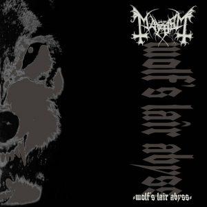 MAYHEM (Nor) – 'Wolf's Lair Abyss + bonus' CD Digipack