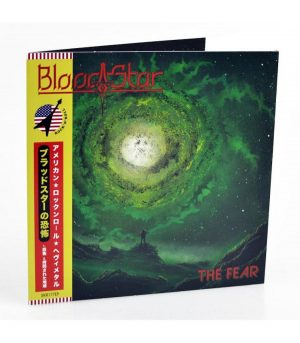 "BLOOD STAR (USA) – 'The Fear' 7""EP"
