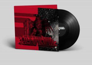 KULT MOGIŁ (Pol) – Torn Away the Remains of Dasein LP Gatefold (Black vinyl)