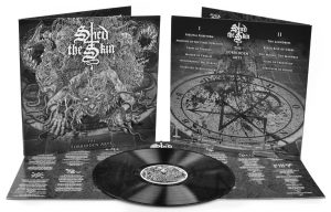SHED THE SKIN (USA) – The Forbidden Arts LP Gatefold