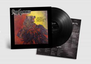 RAGEHAMMER (Pol) – Into Certain Death LP