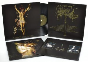 PROFANATICA (USA) – 'Disgusting Blasphemies Against God' LP