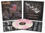 SKELETHAL (Fr) - Unveiling The Threshold LP w/poster (Bone/red splatter)