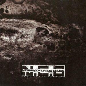 NEPHENZY CHAOS ORDER (Swe) – 'Pure Black Disease' CD