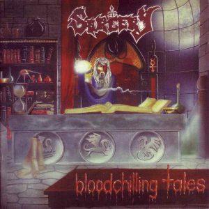 SORCERY (Swe) – 'Bloodchilling Tales' CD