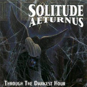 SOLITUDE AETURNUS (USA) – 'Through the Darkest Hour' CD