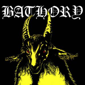 BATHORY (Swe) – 'Bathory' CD