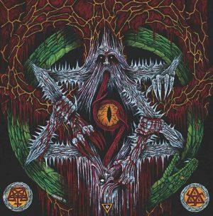 NYOGTHAEBLISZ (USA) – 'Abrahamic Godhead…' CD