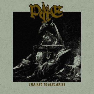 PYRE (Rus) – 'Chained to Ossuaries' LP (Black vinyl)