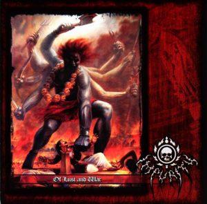 IMPURITY (USA) - 'Of Lust And War' CD