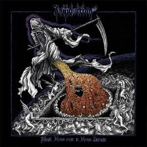 INQUISITION – 'Black Mass for a Mass Grave' CD