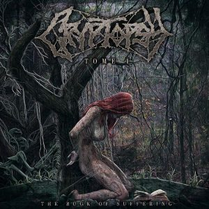 CRYPTOPSY (Can) – 'The Book of Suffering TOME I' MCD Digipack
