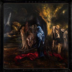 AZARATH (Pol) – 'Saint Desecration' CD