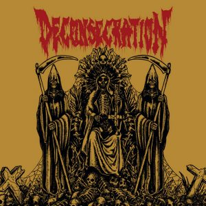DECONSECRATION (USA) - Demo MCD Digisleeve