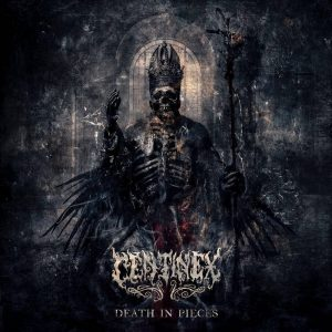 CENTINEX (Swe) – 'Death In Pieces' CD