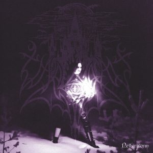 "VARGRAV (Fin) – Netherstorm LP + 7""EP (Purple vinyl FIRST PRESS)"