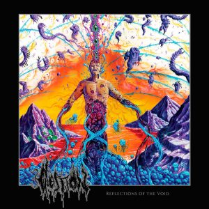 QUESTION (Mex) - Reflections of the Void CD