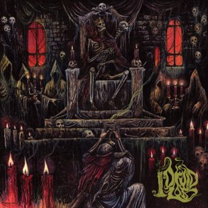 DRUID LORD (USA) – 'Grotesque Offerings' CD Digipack