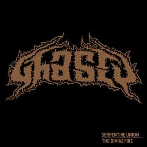 "GHASTLY (Fin) – 'Serpentine Union' 7""EP"