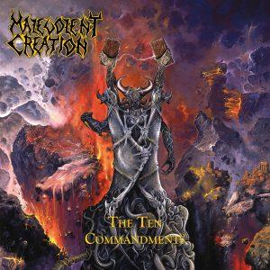 MALEVOLENT CREATION (USA) – 'The Ten Commandments' 2-CD Slipcase