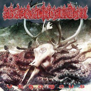 BARATHRUM (Fin) – 'Venomous' LP