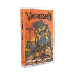 VIOGRESSION (USA) – 'Expound and Exhort' TAPE