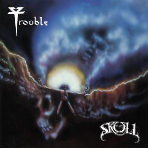 TROUBLE (USA) – 'The Skull' CD Slipcase