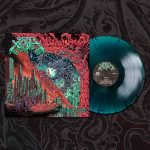 XOTH (USA) – 'Interdimensional Invocations' LP (Blue mix vinyl)