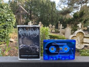 CRUCIAMENTUM (UK) – 'Charnel Passages' TAPE