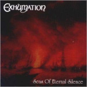 EXHUMATION (Gr) – 'Seas of Eternal Silence' LP Gatefold